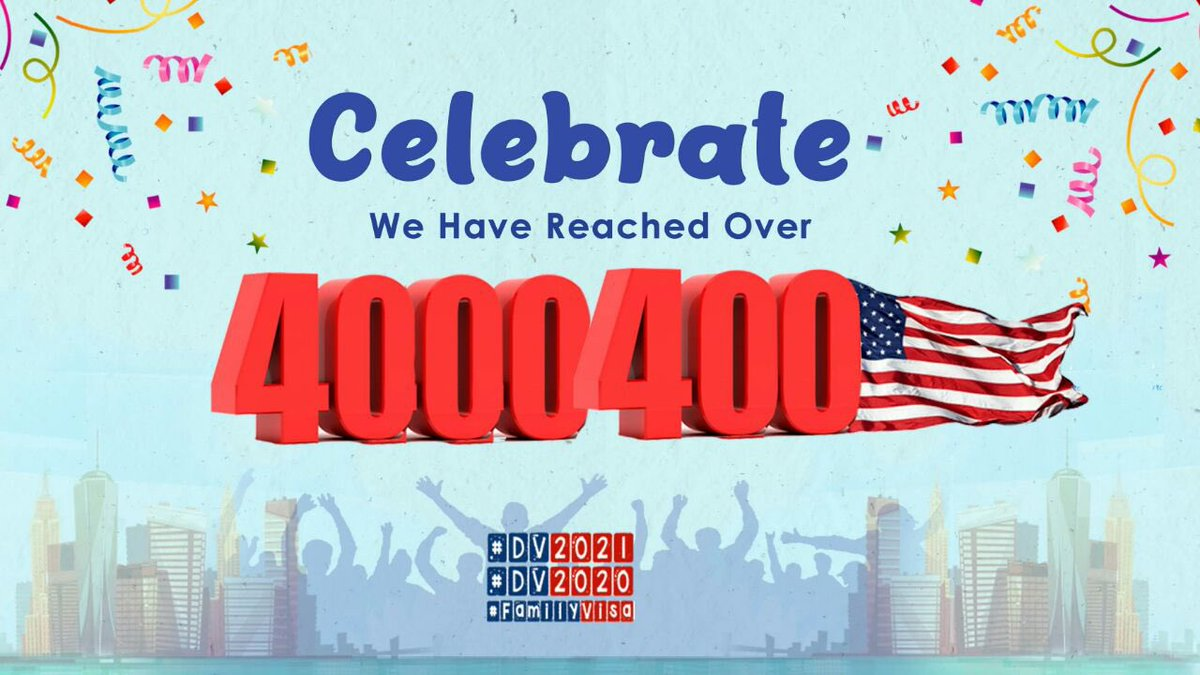 Morning trust in God  we reached 4,4 million....💪💪💪 thank you very much for helping us to reach such a great milestone.. let's continue our great work  #DV2021  #DV2020
