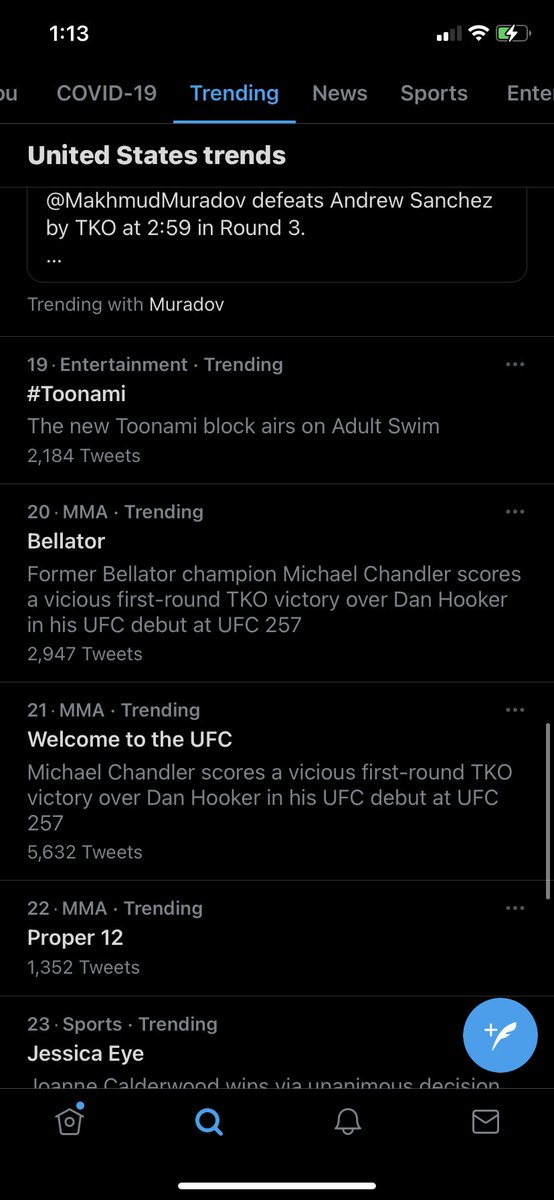 TRENDING NEWS: #Toonami is currently trending in the United States!