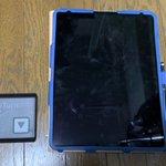 Image for the Tweet beginning: iPad用のフットスイッチ到着!! 今後が楽しみ!! #iPad #iRig #NF4