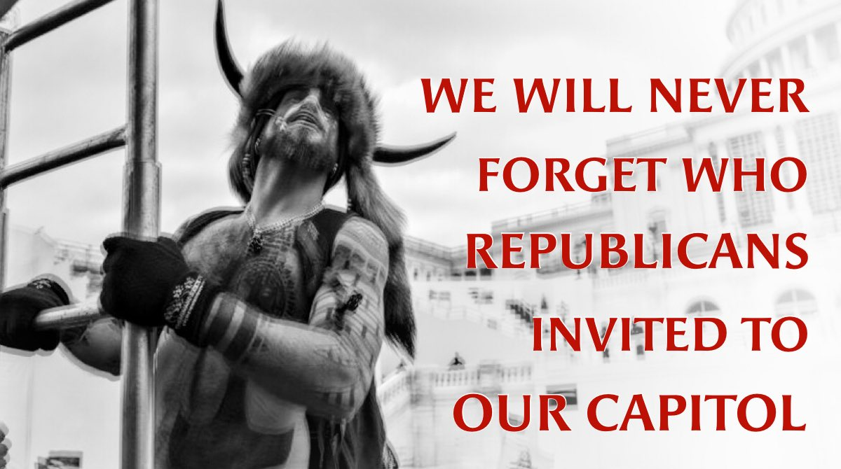 @JohnCornyn You and yours created this, John Cornyn. It's not for Democrats to ignore or forgive. It's for Republicans to rectify.   GOPSenator #AmericaOrTrump  #Cornyn  #DomesticTerrorists