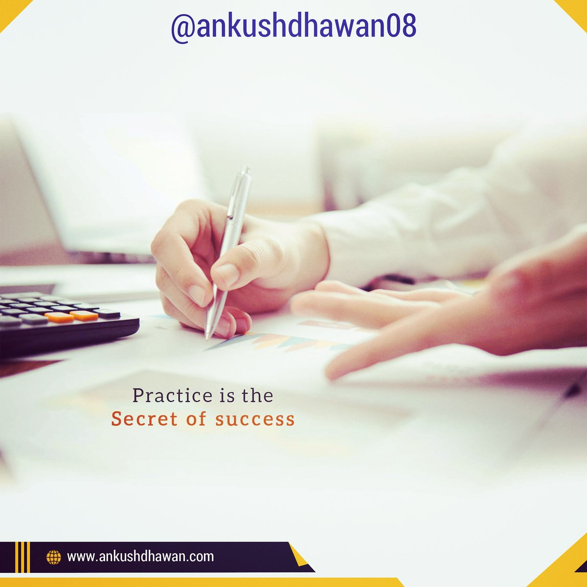 Keep practising to achieve bigger results 👊✌ #practicemakesperfect #results #goals #achivement #greatness #nevergiveup #newdelhi #world #staypositive