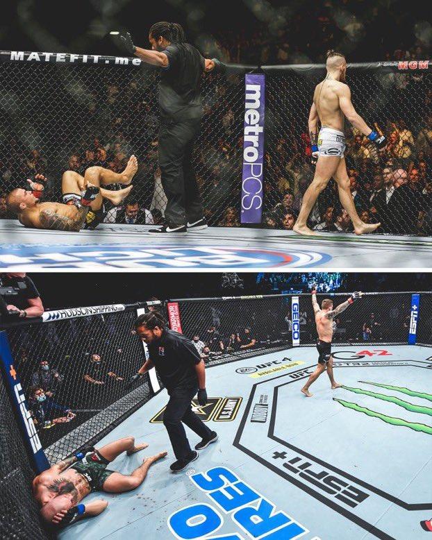 Then vs Now The McGregor Poirier Saga is not over #UFC257 #UFCFightIsland