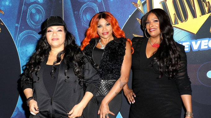 DJ Spinderella is not happy about that Lifetime Salt-N-Pepa movie Photo