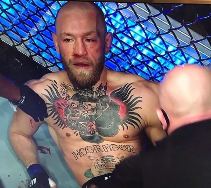 When ur friend uses grindr instead of tinder for a blinddate! #UFC257 #McGregorPoirier #ESPNPlus
