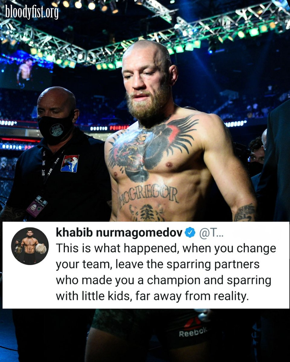 @TeamKhabib's reacts to @TheNotoriousMMA's loss at UFC 257.  #conorvsdustin2 #UFC257 #DustinPoirier #ufcfightisland #hookervschandler #mma #ufc #boxing #BJJ #MuayThai #kickboxing #jiujitsu #fitness #martialarts #wrestling #Fights #grappling #karate #fighter #Training #MMAfighter