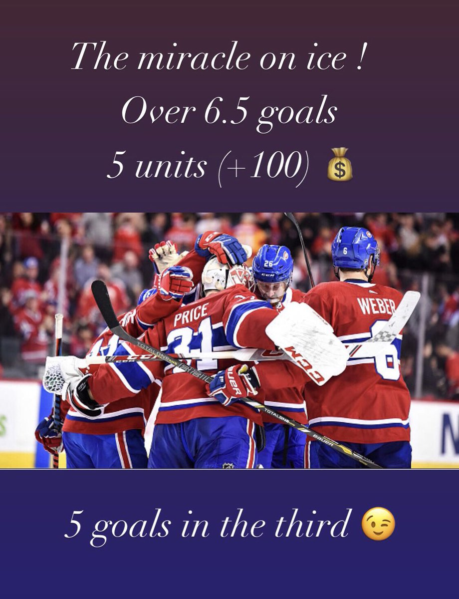 🔥🚨🔥🚨🔥🚨🔥🚨🔥🚨🔥🚨🔥This swing game put us up 2 units on the night . Another winning night even small wins are huge victories! If your not on my team your losing money Hit me up 🐐 #GamblingTwitter #bettingtips #GOAT #NHL #nhlpicks
