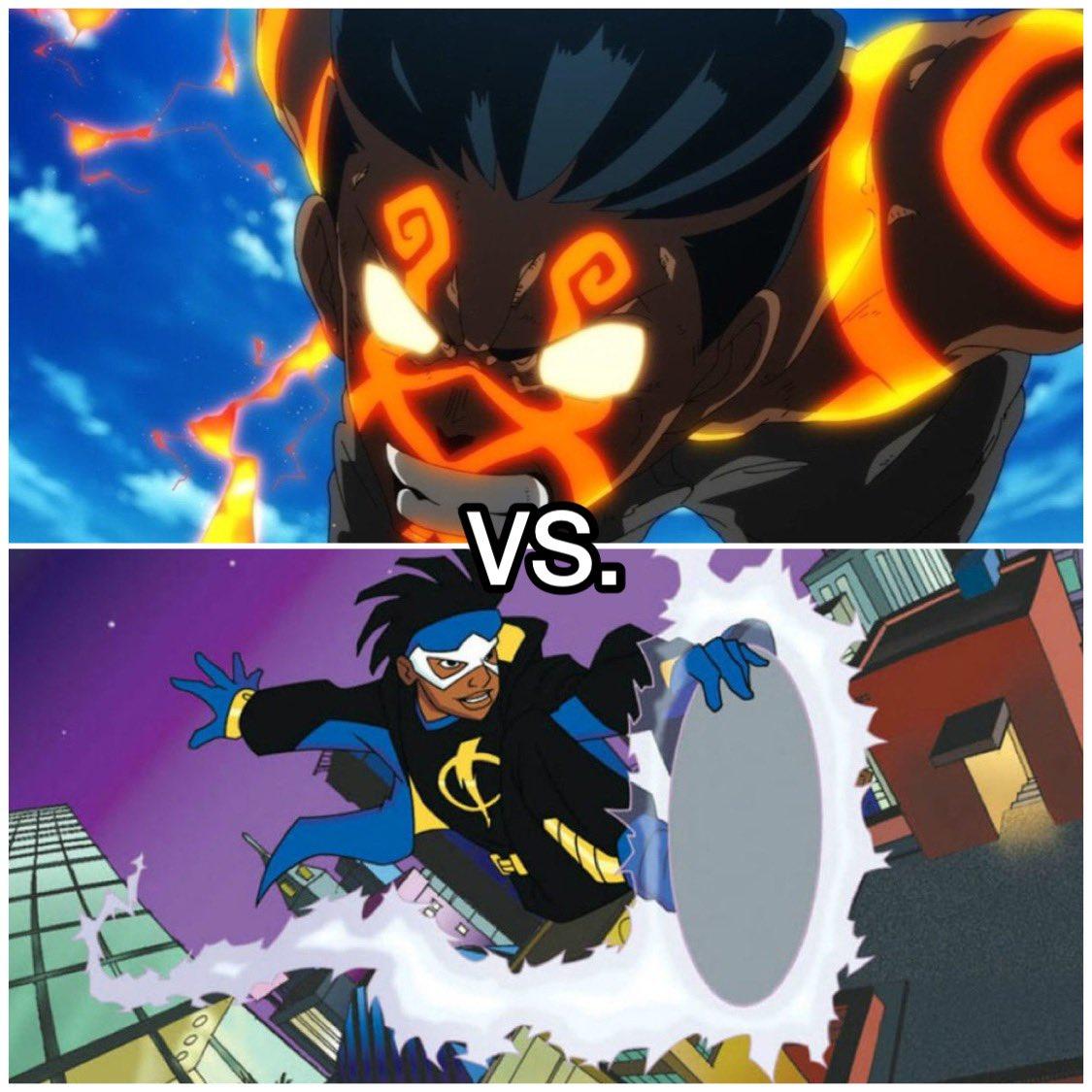 Ok let's do a debate!!! #FireForce #Toonami #dccomics