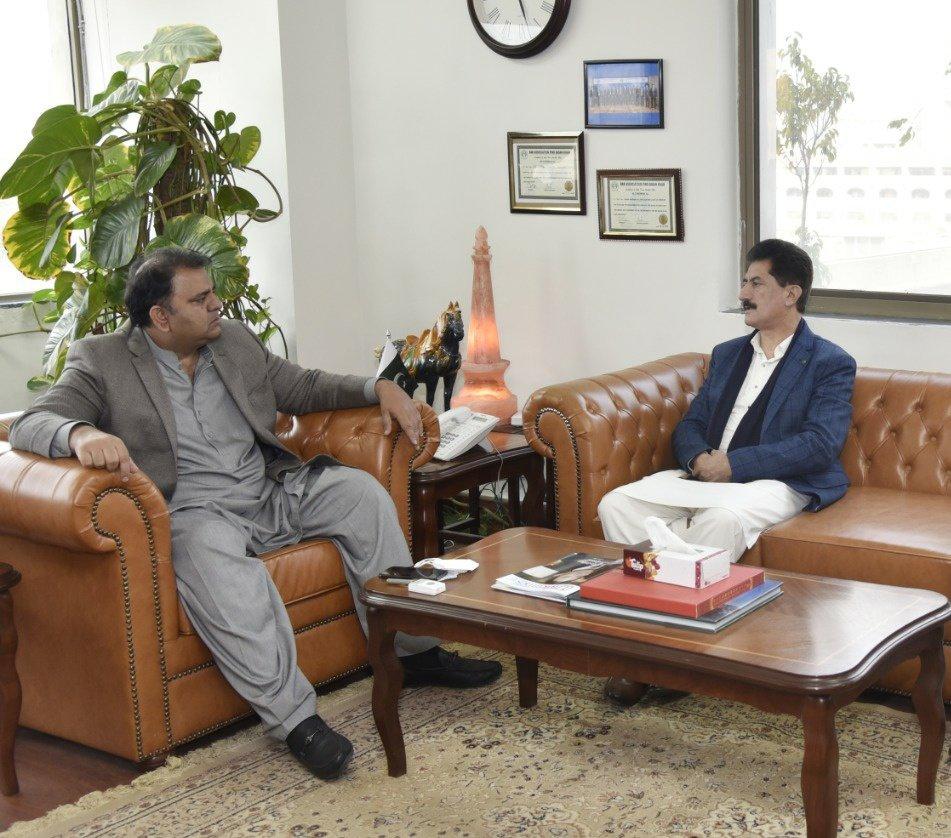 #speaker #GilgitBaltistan #Legislative #assembly @Syedamjadzaidi3  with hounarable #Minister @fawadchaudhry   #baltistan @PTIGBOfficial @pti_baltistan @PTIKharmangDic @SyedMehdiShahZ2 #skardu @PakPhotoArt https://t.co/sugpCIrFQV