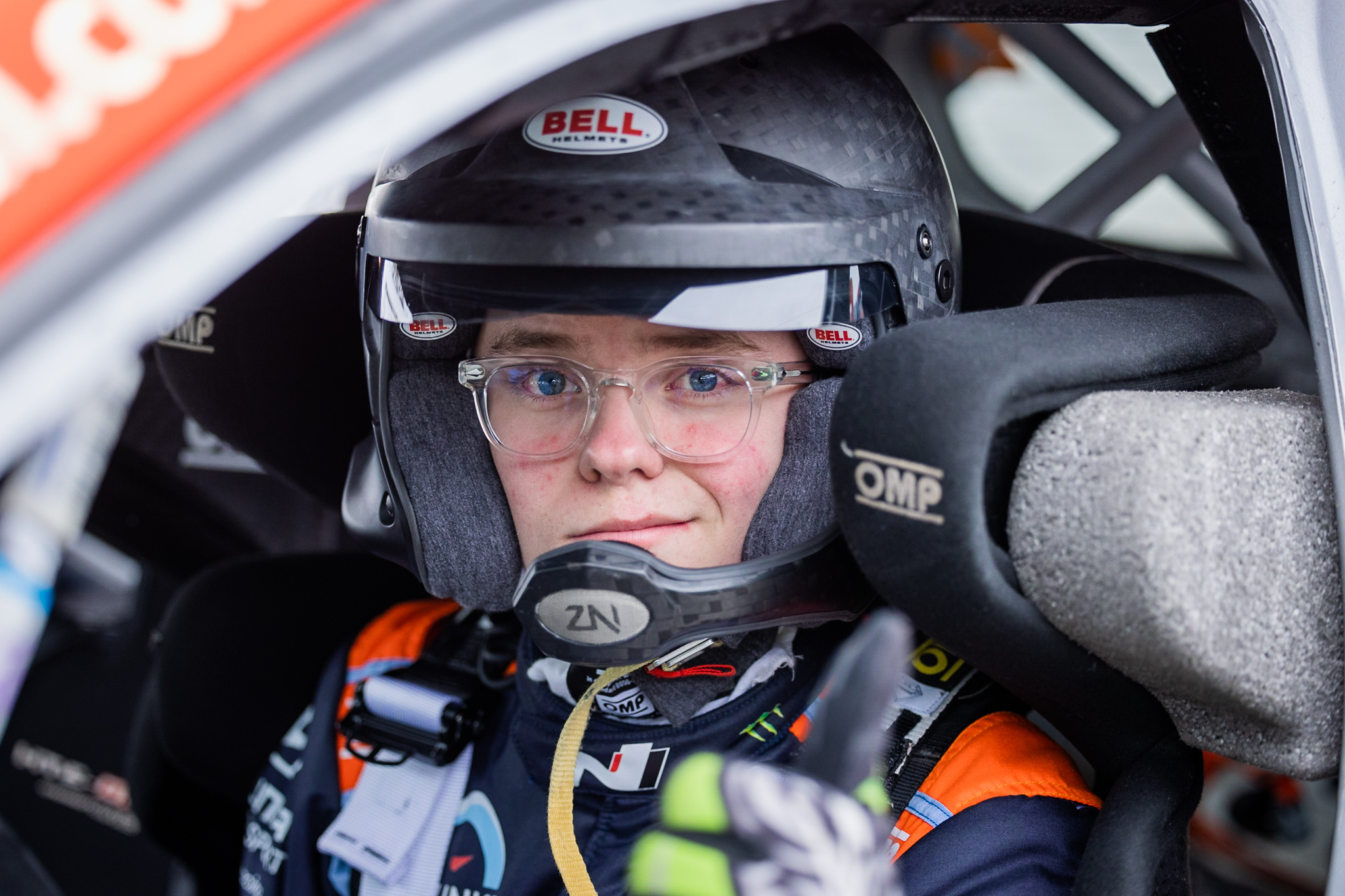 WRC: Teenager Oliver Solberg to make debut with Hyundai