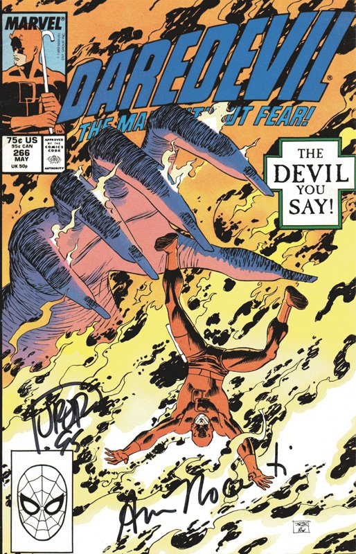 In case we DO get #Daredevil back on #DisneyPlus w/ a blockbuster budget like #FalconandtheWinterSoldier and #WandaVision ,wouddya like for them to use it to adapt more surreal storylines like the Mephisto one? #Marvel #MCU