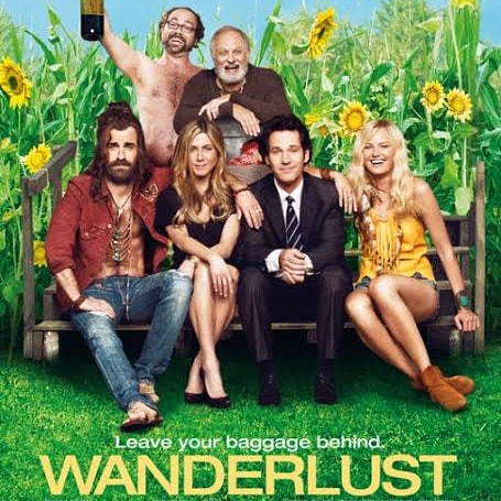 "This week DYEWI visits a hippie commune with the 2012 comedy ""Wanderlust"". Listen to us discuss the film and Paul Rudd. #DYEWI #Wanderlust #DavidWain #PaulRudd #JenniferAniston #JustinTherox #MalinAkerman #JoeLoTruglio #KathrynHahn #KenMarino #JordanPeele #AlanAlda"