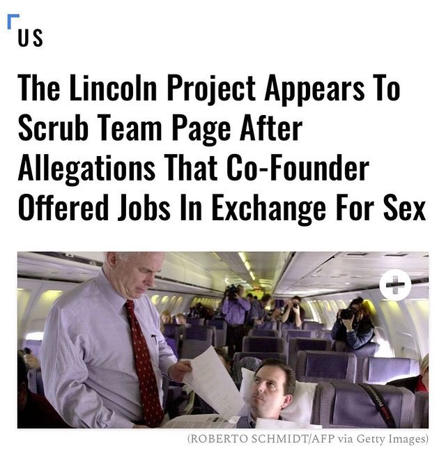 @ProjectLincoln At least you and 46 have pedophelia in common amarite? 😉  #BidenCheatedAndGotCaught #BidenCheated #BidenCrimeFamily #BIDENCRIMEFAMILYEXPOSED #ElectionFraud2020 #StopTheSteal