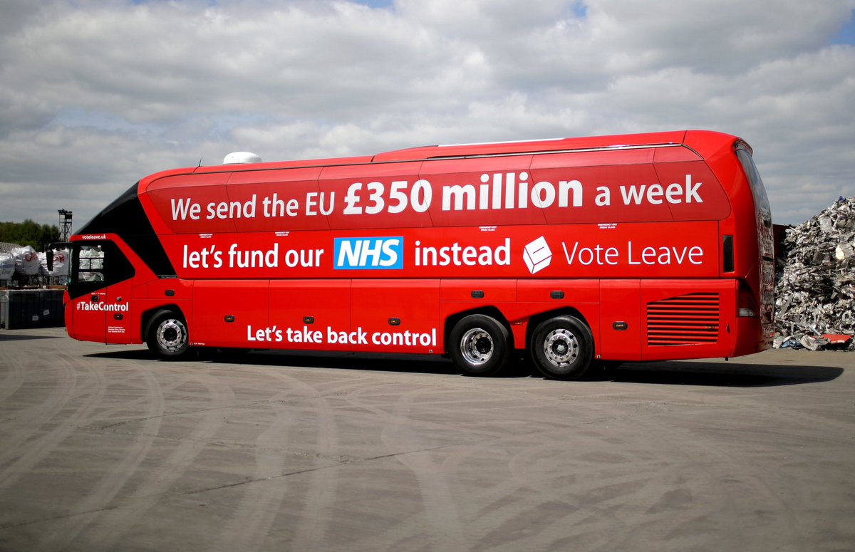 Hiya, @BorisJohnson, Just wanted to check in with you and see, since we left the EU three weeks ago, how the £1,050,000,000 is being spent in the NHS? Thanks, The General Public.