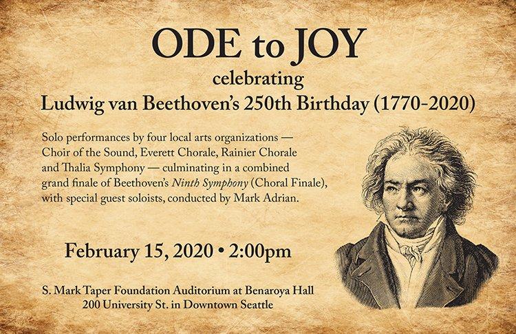 """Se ha llamado al Scherzo de la Novena Sinfonía de #Beethoven250 el """"milagro de la repetición sin monotonía"""". Ahora en #TCVSinfoníasBeethoven por @710CAPiTAL y"""