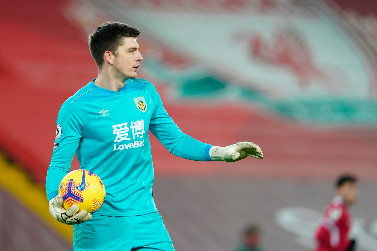 How impressed have you been by @BurnleyOfficial's Nick Pope? 👏
