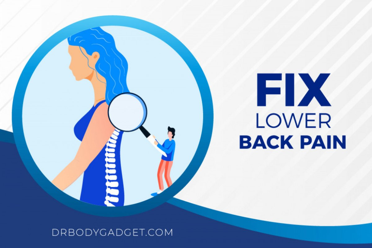 Do you suffer from #backpain when sitting at your desk all day  Here's a rundown of the best tips and tricks for effective pain relief.   via @drbodygadget #Health