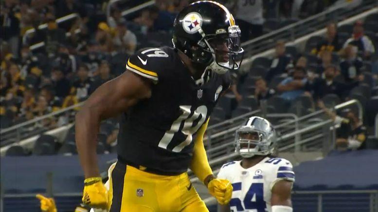 2020 Player Exit Meetings – WR JuJu Smith-Schuster  #Steelers #NFL #HereWeGo