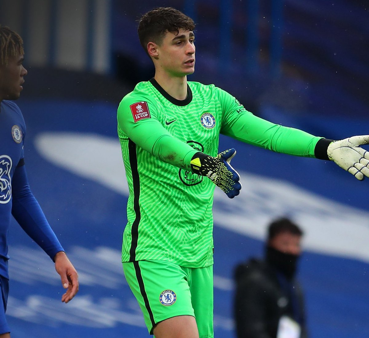 Since the start of last season, Kepa's 🇪🇸 save percentage of 58.8% is the lowest of any Premier League goalkeeper with 20+ appearances in this period. [Opta] #CHELUT #CFC