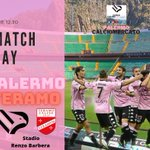 Image for the Tweet beginning: Match Day  Palermo-Teramo OBIETTIVO: VINCERE