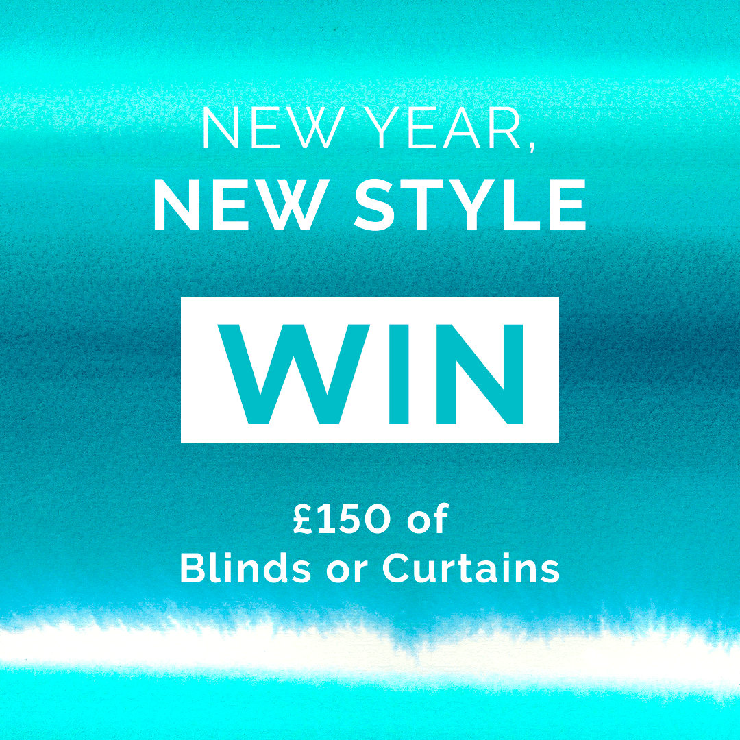 WIN £150 TO SPEND ON BLINDS AND CURTAINS to revamp your home. To enter go to  For full T&Cs visit               #win #competition #giveaway #blinds #curtains