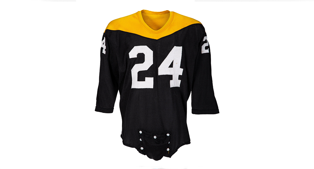 Not so early for #SteelerNationUK to share one of the great #Steelers jerseys #HereWeGo