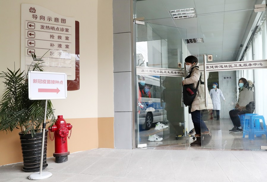 Shanghai reported three new locally transmitted confirmed cases of COVID-19 and three new imported confirmed cases on Saturday. Till then, 1,280 imported confirmed cases and 361 locally transmitted confirmed cases had been reported in the city