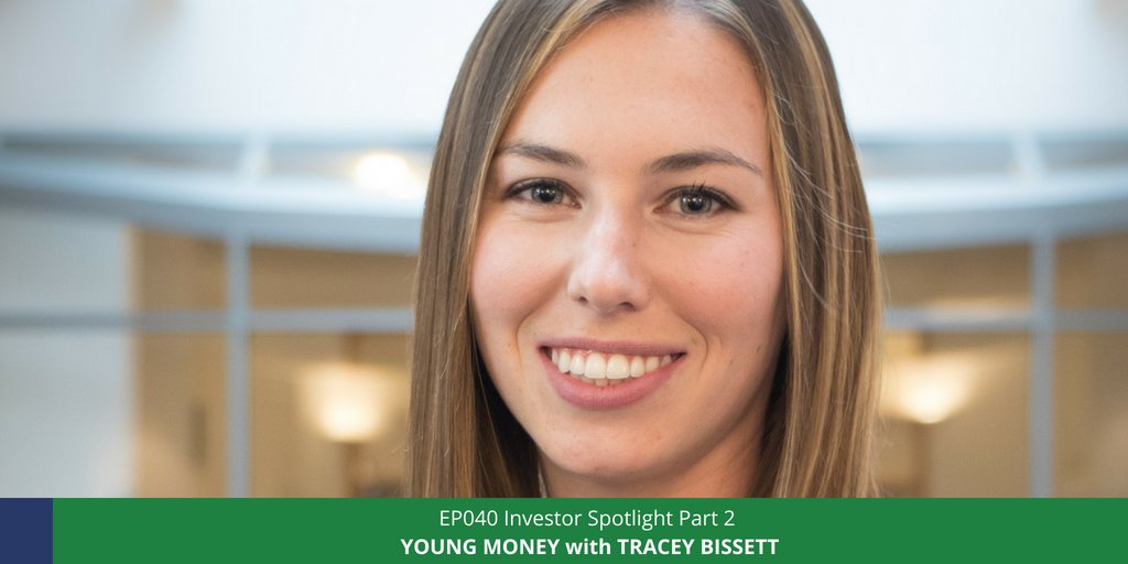 """""""Be disciplined with your money. Make saving and investing a routine."""" Elaine tells us in EP040 Investor Spotlight Part 2. Listen here to hear more: . #youngmoney #finfit #finlit #investors #etfs #tfsa #rrsp #gic #stocks #passiveinvestor #invest #motivate"""