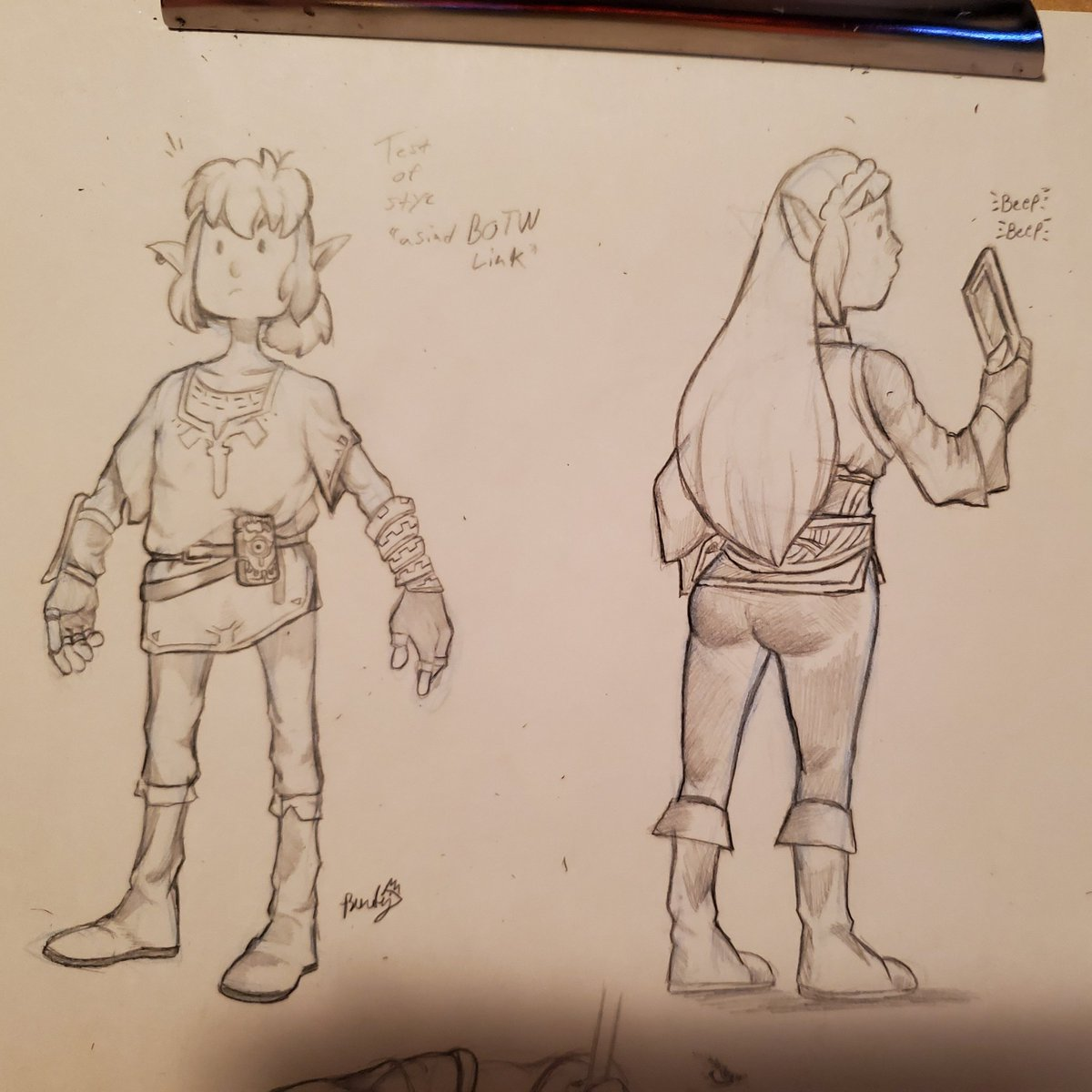 Botw doodles  . . #botw #zelda #link #ganon #evil #good #videogame #doodle #cartoon #cute #style #drawingdaily #drawingstyle #illistration  #drawingoftheday #art #artist #artsandcrafts #artoftheweek #cosplay #sketch #sketchbook #drawing  #muscle #fitness #comicbook #anime #manga