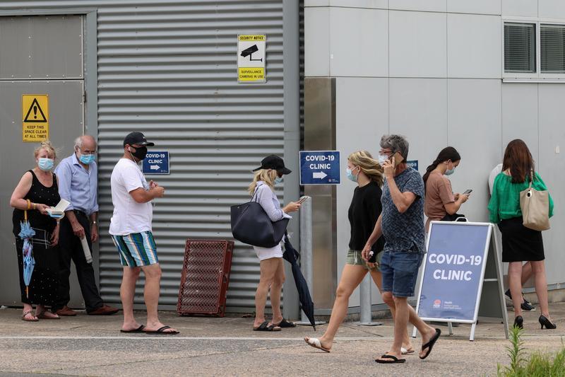 Australia has eye on vaccination drive even though coronavirus under control https://t.co/pz2k0QLO81 https://t.co/B2IuqlKBIw