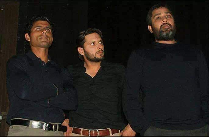 #Throwback Shahid Afridi, Abdul Razzaq with Inzamam ul Haq, those were the days 😍. #Cricket