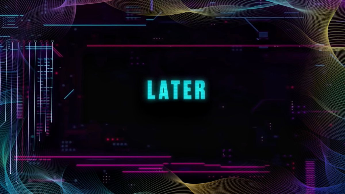 #toonami on @adultswim has concluded.