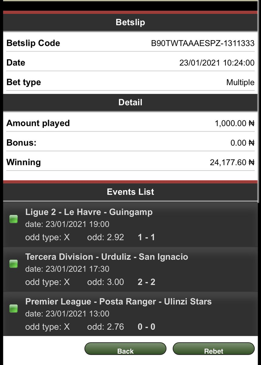 CONGRATULATIONS TO ALL OUT  ESTEEM SUBSCRIBERS THAT WON OUR WEEKEND FIXED MATCH  Call📞:07035229247 Whatsapp:+2347035229247  Note you can now book for today's💯% fixed. #sundayvibes #UFC257 #UFCFightIsland #MadeinLagos #uksnow #Ukraine #SundayMorning #COVID19 #chloveislandcanada