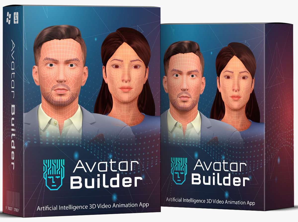 AvatarBuilder Is the 1st to market software that can helps you in creating custom 3d Human style avatar to convey your marketing message to your customers.  Get Yours 👇🏻    #topface2021 #tellonym #UFC257 #handsamdude #ConorMcGregor #avatar #ArtistOnTwitter