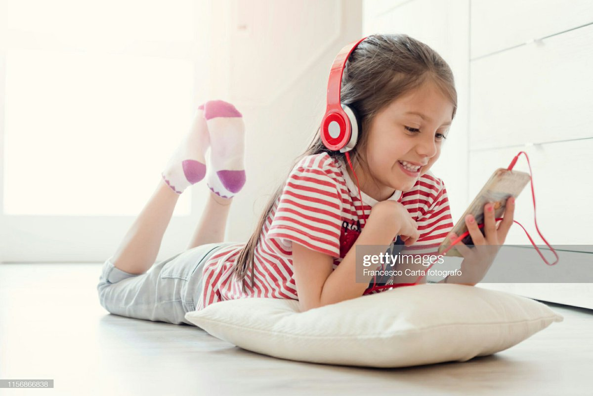 Domestic Life #childhood #music #headphones #lifestyle #domesticlife #carefree #sunnyday #daughter #family #leasuretime #visual #advertising #graphic #digital #photography #photographer #gettyimages #nikon #people #ThePhotoHour