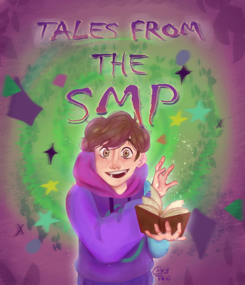 HYPEE { retweets are very appreciated! } #TALESFROMTHESMP #karljacobsfanart