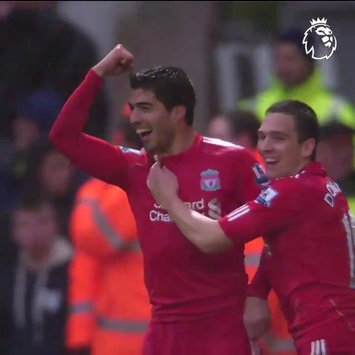 1️⃣1️⃣0️⃣ appearances 6️⃣9️⃣ goals 2️⃣3️⃣ assists 1️⃣ Player of the Season 1️⃣ Golden Boot  🥳 Happy birthday, @LuisSuarez9! 🎊