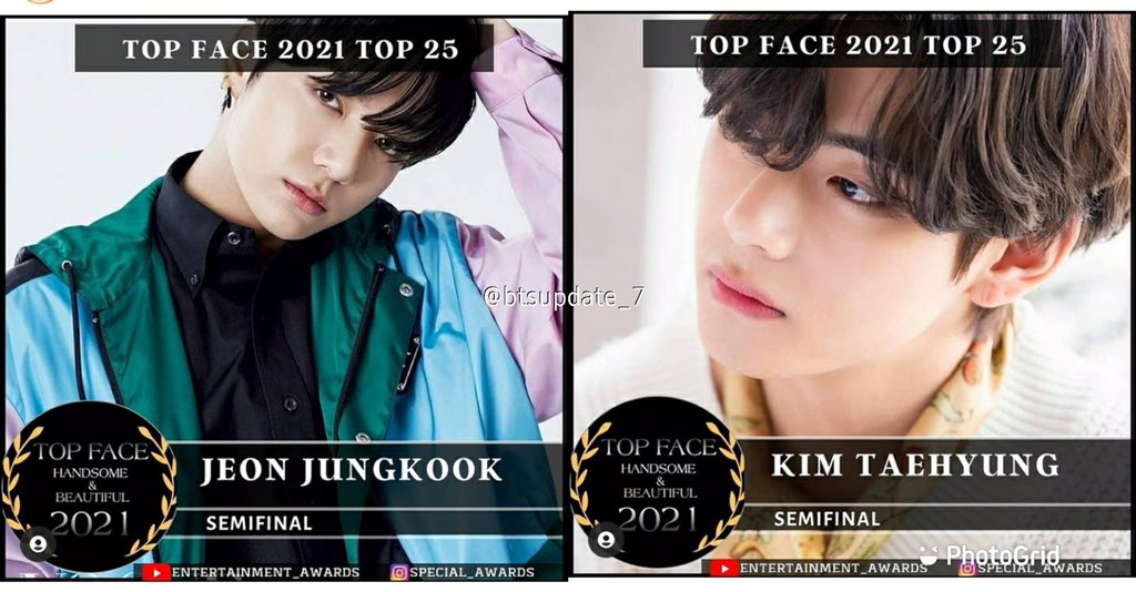 #topface2021 I voted all the members on instagram