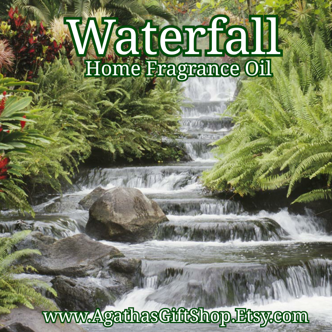 Waterfall Home Fragrance Diffuser Warmer Aromatherapy Burning Oil  #Incense #AromatherapyOil #HerbalRemedies #PerfumeBodyOils #GiftShopSale #CyberMonday #Etsy #Wedding #HomeFragranceOil #BlackFriday #UpliftingScents
