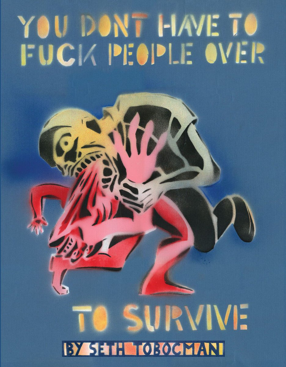 Take a class in comics as political expression.  #art #comics #anarchy #socialism #dumptrump #occupy #BlacLivesMatter #SethTobocman