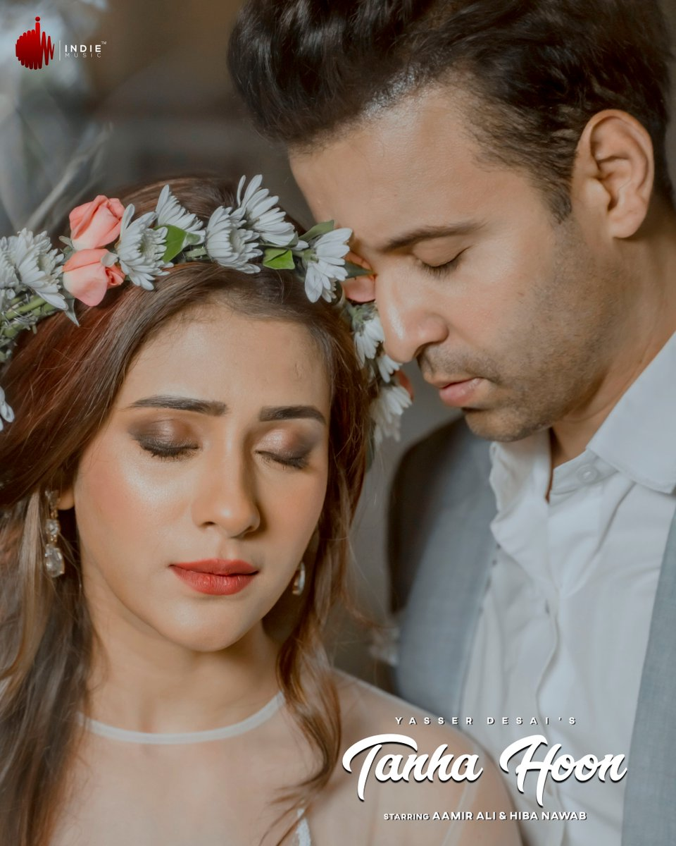 One last moment before they bid adieu to each other and move on 🥺 😢  #NaushadKhan #IndieMusicLabel #IndieMusicOriginals #AamirAli #HibaNawab #BehindTheScenes #TanhaHoon  @naushadkhanepos @ali_aamir @yasserdesai