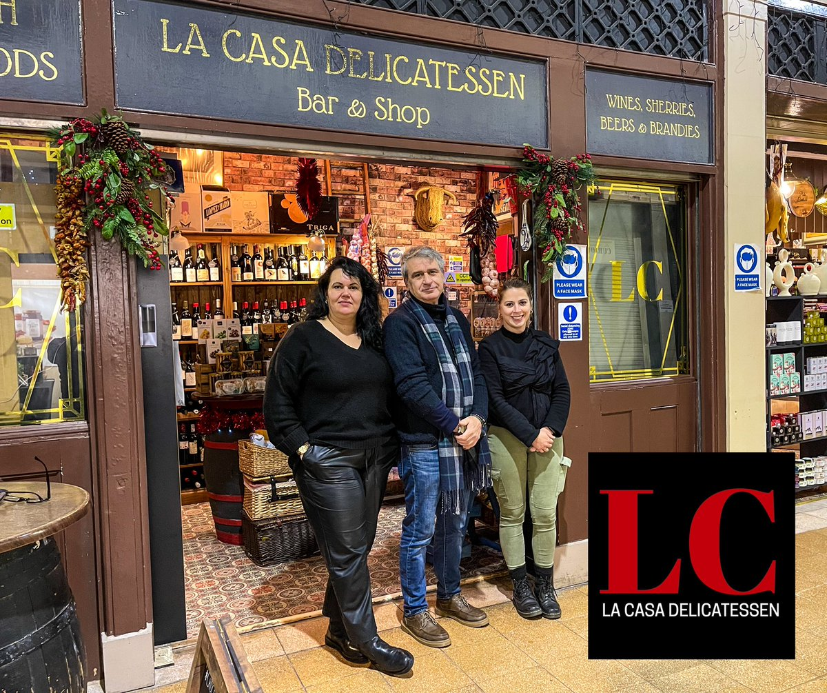 Shop @LDelicatessen at  - over 20 shops, one next day delivery 6 Days a week! #Shoplocal #SundayVibes
