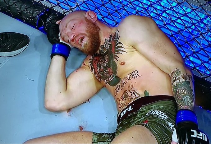 """👊 """"Daaaaaaamn! I gotta fight Jake Paul now!""""   #McGregorPoirier2 #PoirierMcGregor #PoirierMcgregor2 #MMA #McGregor #JakePaul #Poirier #UFC257 #UFC #McGregorPoirier"""