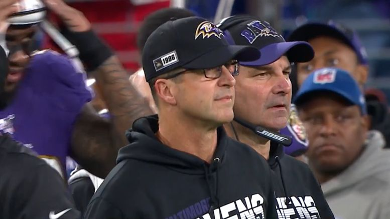 John Harbaugh Defends Steve Saunders, Who Will Remain On As Ravens' Strength Coach  #Steelers #NFL #HereWeGo