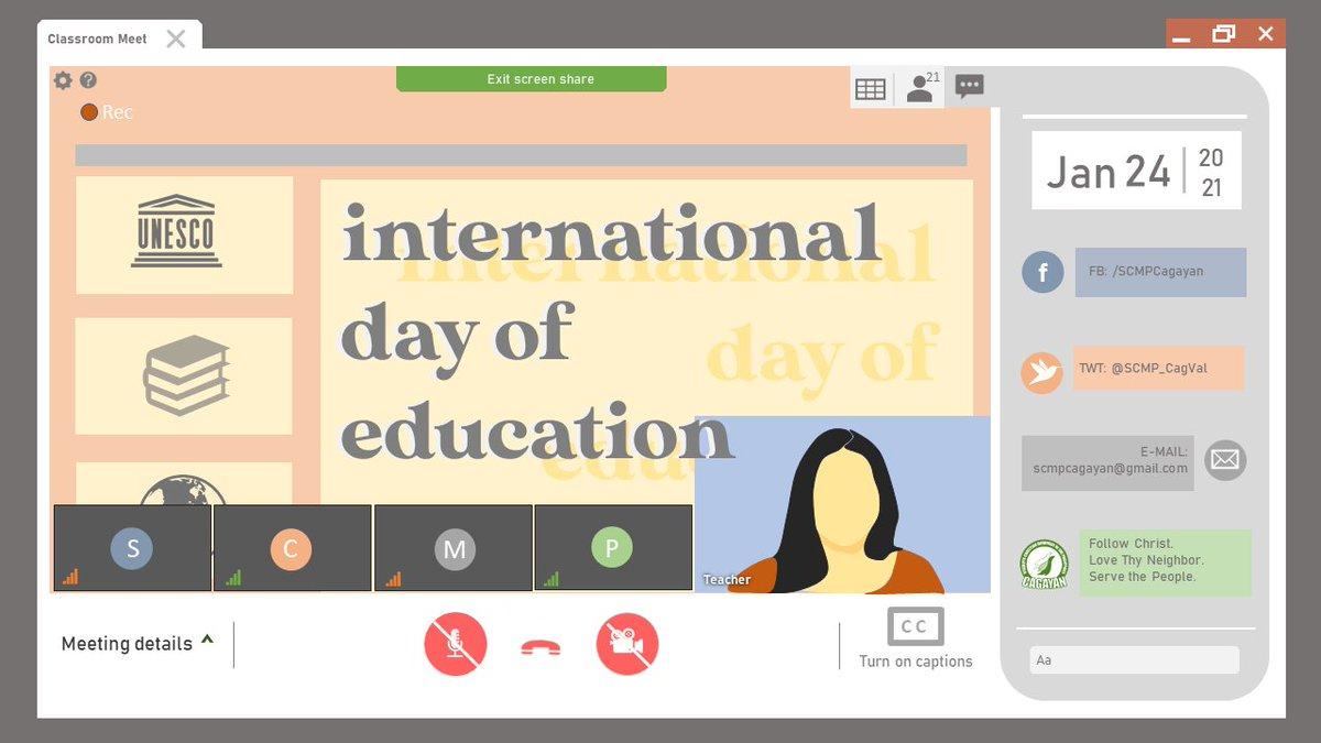 Walang epektibong edukasyon ang makakamit sa pagpilit sa kolonyal, komersiyalisado, at anti-demokratikong sistemang edukasyon. ISULONG ANG MAKABAYAN, SIYENTIPIKO, AT MAKA-MASANG SISTEMA NG EDUKASYON! #InternationalEducationDay #LigtasNaBalikEskwela Read: bit.ly/39cvXAb