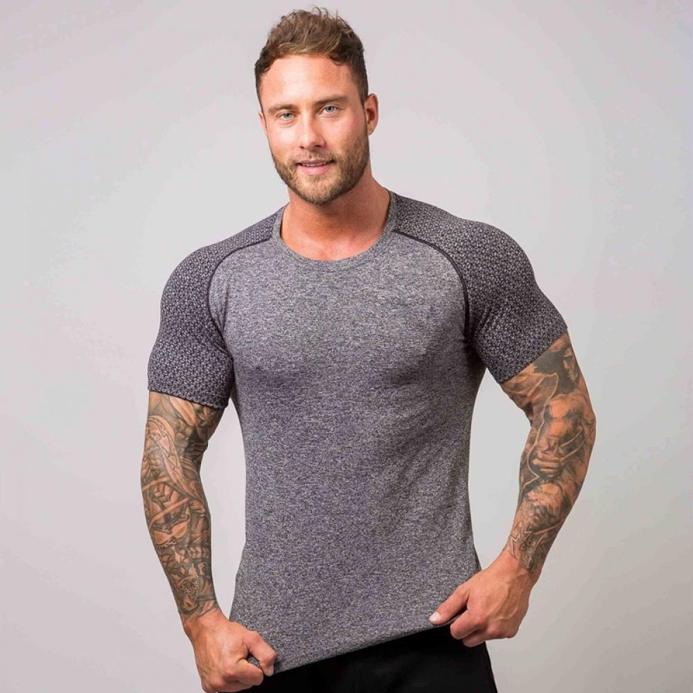 #model #picoftheday Sports Mesh T-Shirt for Men