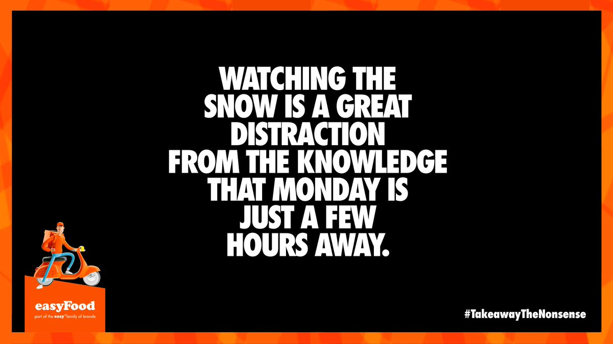 Think the long walk will be replaced with a long nap instead.  #snow #snowing #uk #sunday #monday #distraction #takeawaythenonsense #nonsense #weather