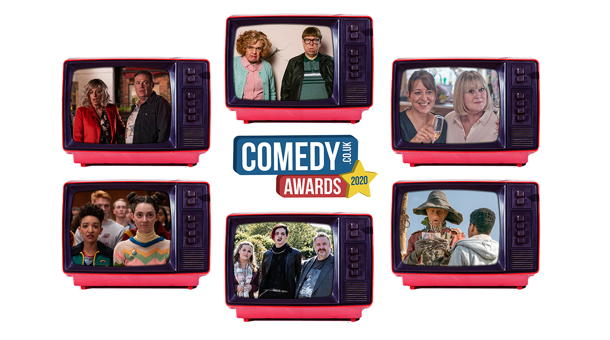 Cold Feet, Inside No. 9, Last Tango In Halifax, Sex Education, Shakespeare & Hathaway and Worzel Gummidge are in the running for Best TV Comedy Drama 2020. Voting closes at midnight.