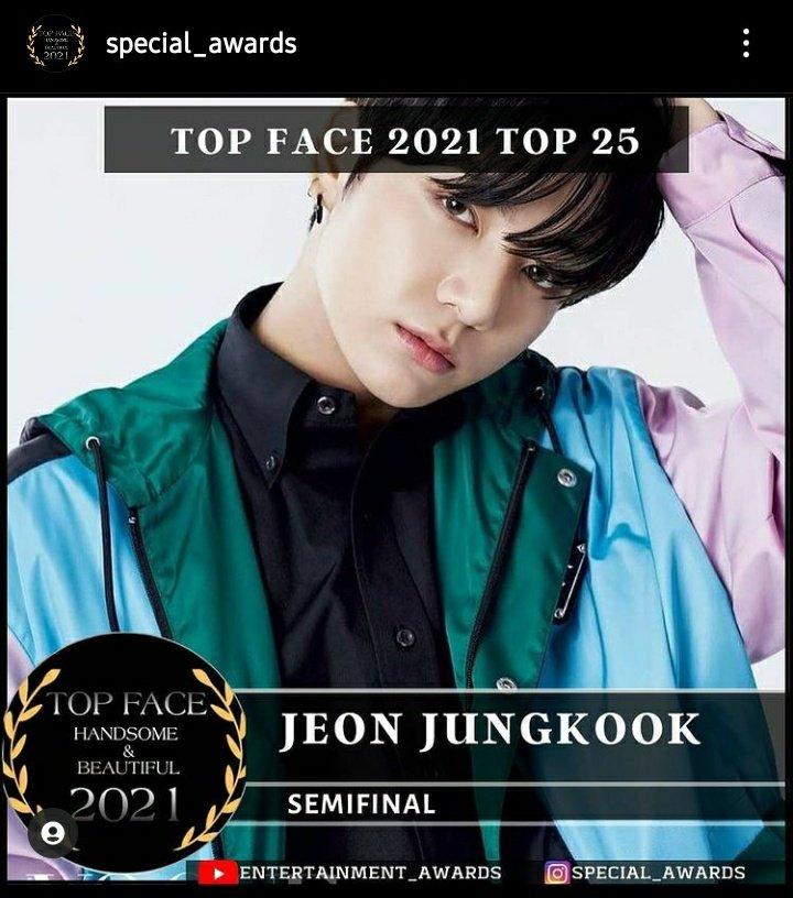 I vote #JeonJungkook #JK #JungKook from #bts #BTS_twt for #topface2021