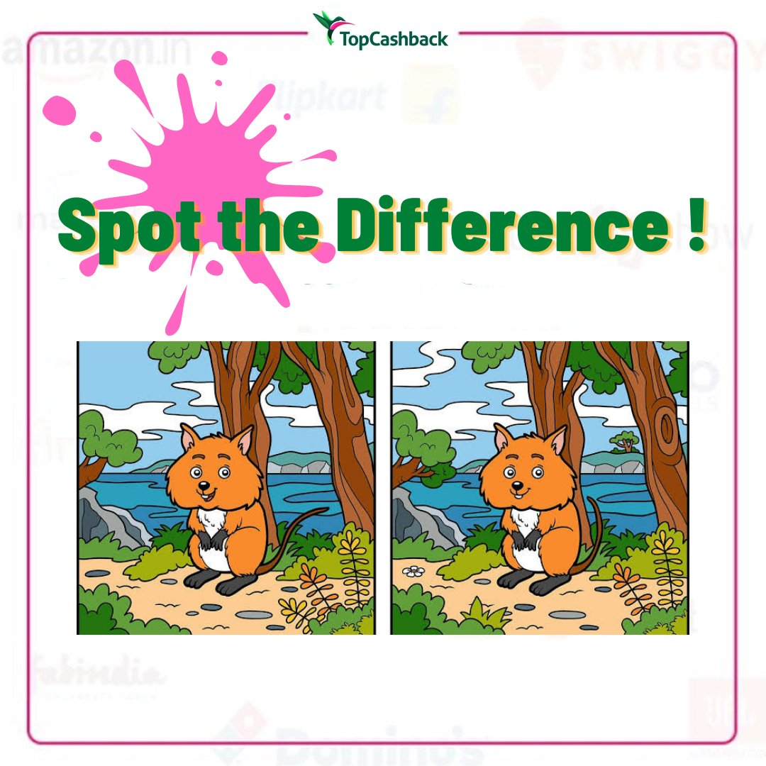Spot the Difference! Can you? Comment down below your answer.  #riddles #puzzle #fun #funniesttweets #cashapp #Covid #Bonus #Cashback #Contest #Funriddles #puzzlemania #wednesdaythought #deals