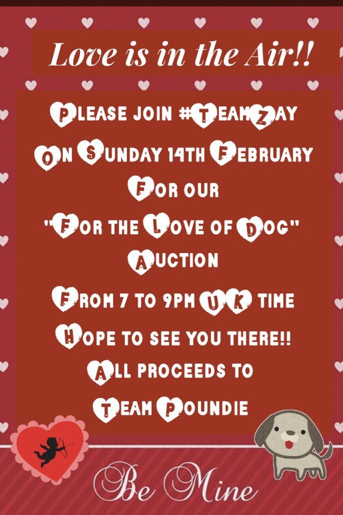 #sundayvibes  #SundayFunday #For the love of dogs 🐕🐶🐕🐶🐕🐶Plz join us three weeks today for our Fundraising Auction 🙌🙌🙌🙌🙌#TeamZay #itsallaboutthedogs